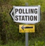 Brundish polling station