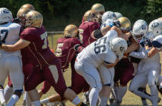 Ipwich Cardinals 10-21 London Blitz B