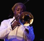 Dennis Rollins at the Snape Proms
