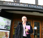 Ian Hislop at the Aldeburgh Documentary Festival