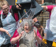 Framlingham Co-op ice bucket