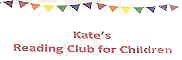 Kate's Reading Club for Children