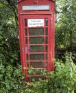 The Little Mutterings phone box