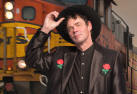 Rich Hall from off the telly