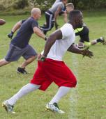 Bury Saints American football new players