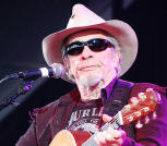 Merle Haggard in 2009 - pic contributed