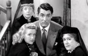Cary Grant in Frank Capra's Arsenic and Old Lace